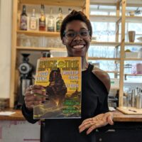 Our first issue at the Cafe